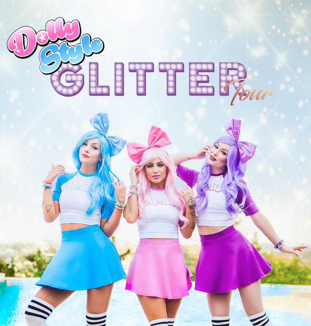 Glitter Tour 2017